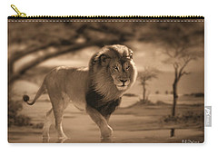 African Nomad Carry-all Pouch