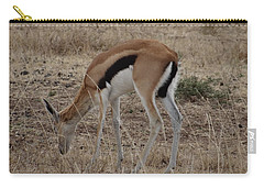 African Wildlife 4 Carry-all Pouch