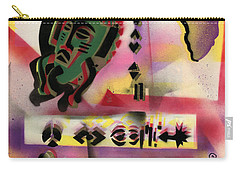 Afro - Aesthetic - M Carry-all Pouch