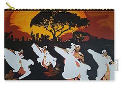 Afro Carib Dance Carry-all Pouch