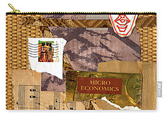 Afro Collage Carry-all Pouch