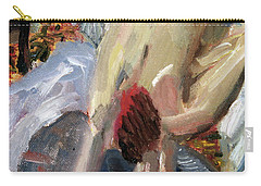 After Degas The Bath I Carry-all Pouch