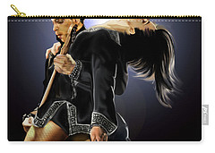 After Doves Cry They Fly Prince Carry-all Pouch