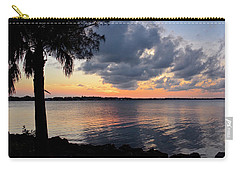 After Sundown At Wabasso Bridge  Carry-all Pouch