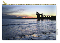 After Sunset Blackrock 1 Carry-all Pouch
