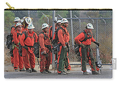 After The Fight Carry-all Pouch by Shoal Hollingsworth
