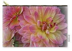 After The Rain - Dahlias Carry-all Pouch