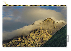 After The Rain In The Austrian Alps. Carry-all Pouch