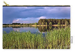 After The Rain Poetry Carry-all Pouch