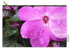 Carry-all Pouch featuring the photograph After The Rain by Robert Knight