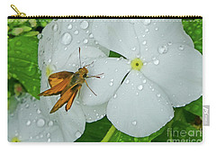 After The Rain Carry-all Pouch by Val Miller