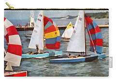 After The Regatta  Carry-all Pouch