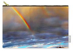 After The Storm El Valle New Mexico Carry-all Pouch