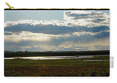 After The Storm Carry-all Pouch by Nancy Landry