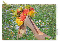 Carry-all Pouch featuring the photograph After The Wedding by Geraldine DeBoer