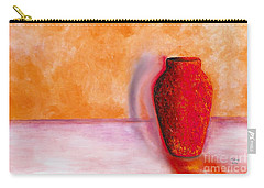 Afterglow Carry-all Pouch by Marlene Book
