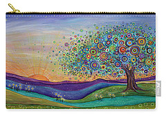 Afterglow - This Beautiful Life Carry-all Pouch