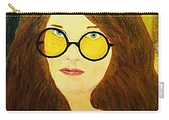 Afterlife Concerto Janis Joplin Carry-all Pouch