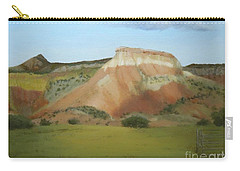 Afternoon At Ghost Ranch Carry-all Pouch