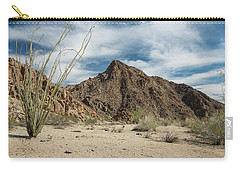 Afternoon At Joshua Tree National Park Carry-all Pouch