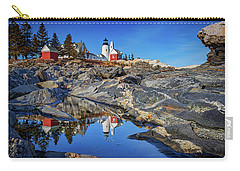 Afternoon At Pemaquid Point Carry-all Pouch