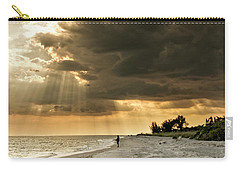 Afternoon Fishing On Sanibel Island Carry-all Pouch