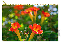 Afternoon Flowers Carry-all Pouch