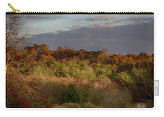 Afternoon Glow In Hocking Hills Carry-all Pouch