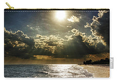 Afternoon On Sanibel Island Carry-all Pouch by Chrystal Mimbs