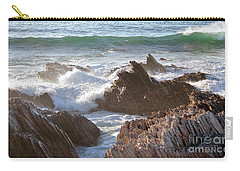 Afternoon Sun At Montana De Oro Carry-all Pouch