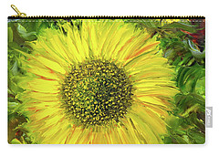 Afternoon Sunflowers Carry-all Pouch