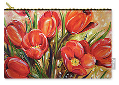 Afternoon Tulips Carry-all Pouch