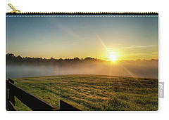 Afton Va Sunrise Carry-all Pouch