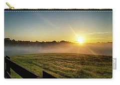 Afton Va Sunrise Carry-all Pouch