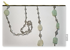 Agate Seafoam Lariat Carry-all Pouch