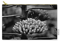 Agave Buds Carry-all Pouch by Vicki Pelham