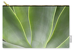 Agave Leaves Carry-all Pouch