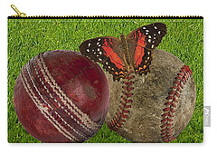 Age Basketball And Cricket Ball Carry-all Pouch