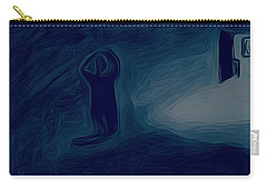 Agony Of The Outside World 1 Carry-all Pouch