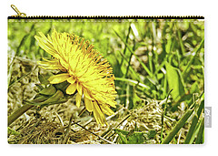Carry-all Pouch featuring the photograph Aim High by Robert Knight