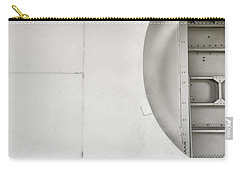 Aircraft Panel Background Carry-all Pouch