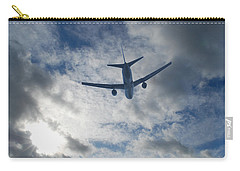 Airliner 01 Carry-all Pouch by Mark Alan Perry
