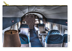 Airplane Interior Carry-all Pouch