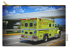 Airport Ambulance Carry-all Pouch