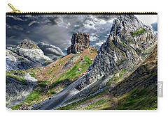 Aisa Valley Scenic Carry-all Pouch