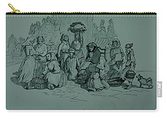 Aix-en-chapelle Carry-all Pouch