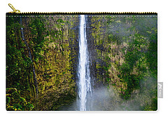 Akaka Falls Carry-all Pouch by Christopher Holmes