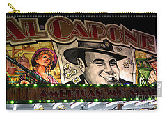 Al Capone On Funfair Carry-all Pouch