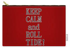 Alabama Football Carry-all Pouch