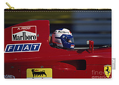 Alain Prost. 1990 French Grand Prix Carry-all Pouch